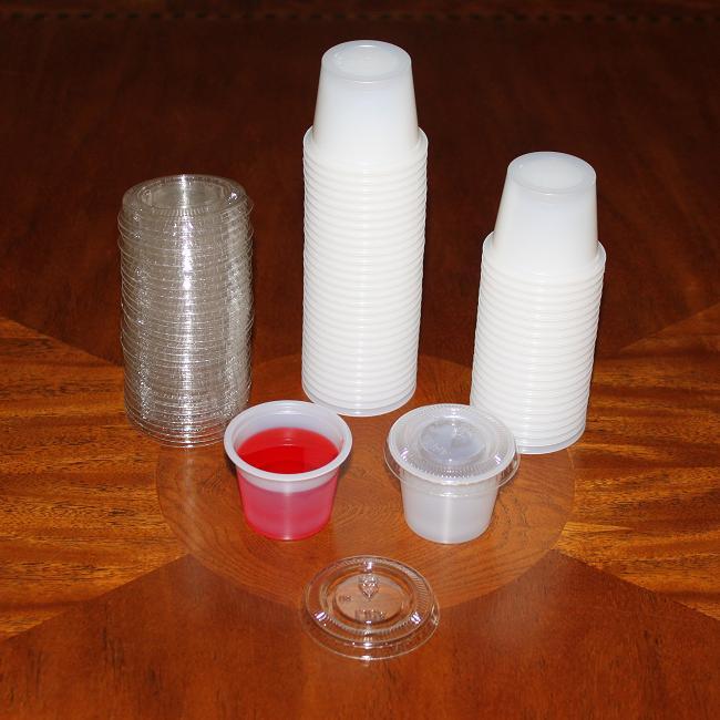 Jello Shot Cups 1 oz Jello Shot Cups With